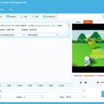 4Videosoft Blu-ray Creator Screenshot