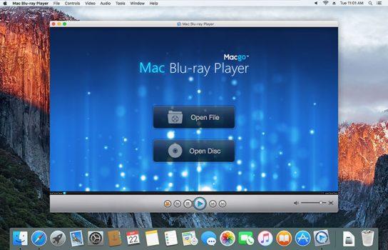 Macgo Mac Blu-ray Player Screenshot