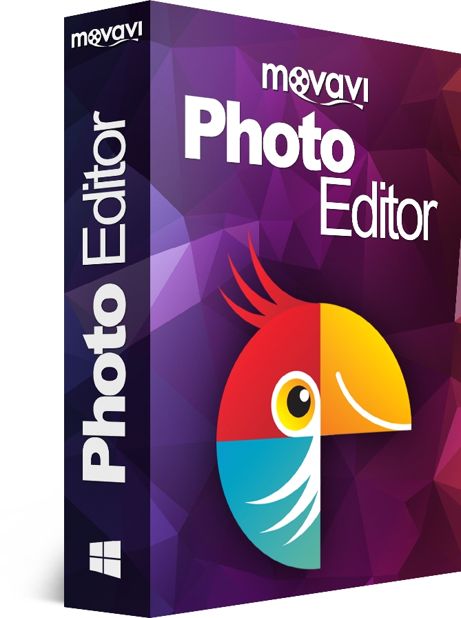 Movavi Photo Editor 4 box