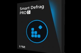 Smart Defrag 5 PRO box