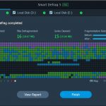 Smart Defrag 5 PRO screenshot 13-result
