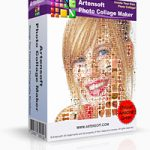 Artensoft Photo Collage Maker box