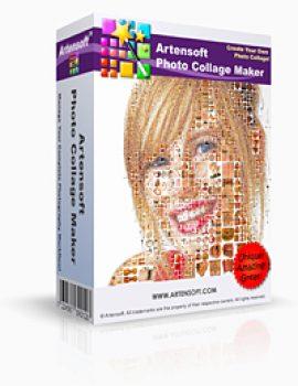 Artensoft Photo Collage Maker box
