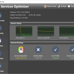 PC Services Optimizer Pro Screenshot