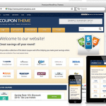 PremiumPress Coupon Code Theme for Wordpress box