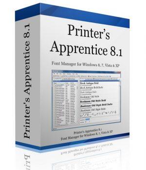 Printer's Apprentice boxshot