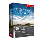 Aiseesoft BD Software Toolkit lifetime Coupon box