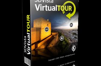 3DVista Virtual Tour Suite PRO Boxshot