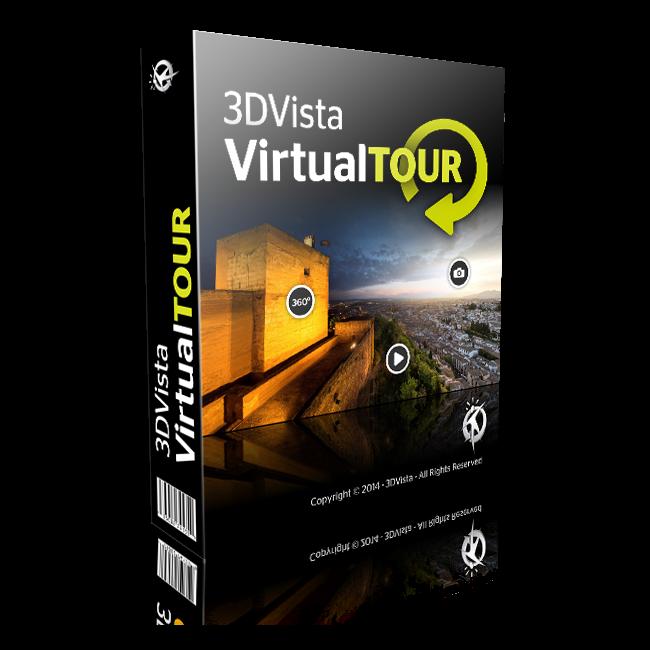 18% Off 3DVista Virtual Tour Suite PRO – Single Lifetime License – the Christmas Promotion 2017