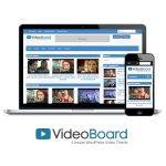 Videoboard Wordpress Theme