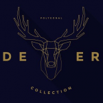 Free illustration Polygonal Deer Collection