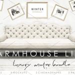Free photos Farmhouse Life Luxury winter bundle