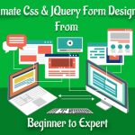 Udemy Course Ultimate Css & JQuery Form Designing From Beginner to Expert