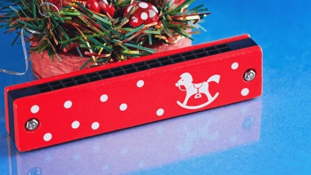 Udemy course Instant Harmonica - Christmas; play Jingle Bells part 2 now