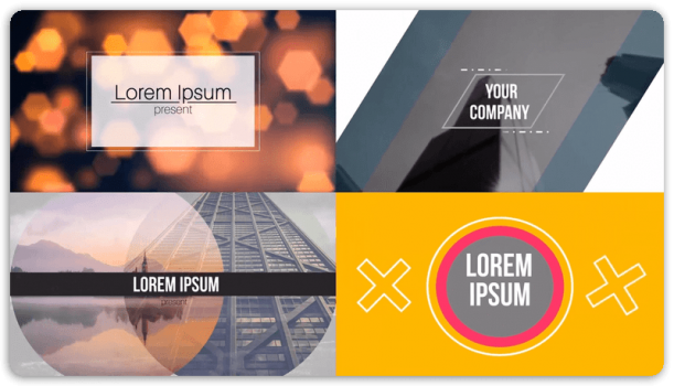 110 Animated Video Presentation Templates bypeople coupon