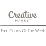 Creative Market Free Goods Of The Week-min