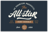 The All-Star Font Bundle discount coupon promo code