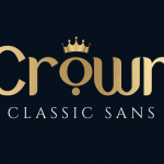 Crown Classic Sans Serif Font