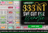 Creative Fabrica Impressive 333 in 1 SVG Cut File Bundle Download