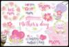 Prettygrafik Mothers Day illustration commercial license download