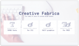 Free Fonts, Crafts & Graphics with a Commercial License by Creative Fabrica Daily Gifts