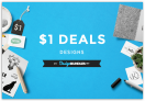 One Dollar Deals: Font & Design for just $1 + Premium License