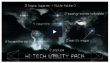 Free VideoHive: Hi-Tech Utility Motion Graphics Pack