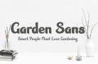 Free Font: Garden Sans + Commercial Use