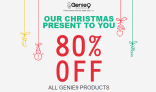 Genie9 Holiday Offers – 80% Off on All Genie9 Local Products