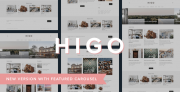 Free Themeforest: Higo | Responsive WordPress Blog Theme