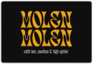 Free Font: Molen by Nurrontype – Personal & Commercial Use