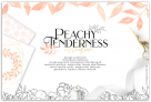 Free Illustration: Peachy Tenderness with Premium License