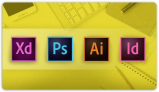 95% Off Adobe CC Masterclass: Photoshop, Illustrator, XD & InDesign – for just $9.99