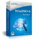 50% Off Coupon on WinISO Standard 6 – The best CD/DVD/Blu-ray Disc Image File Utility Tool!