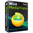 50% Off WinX MediaTrans (1 Year License for 1 PC)