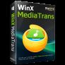 50% Off WinX MediaTrans (1 Year License for 2 PCs)