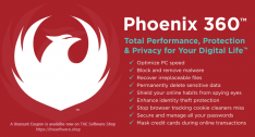 Get 50% off iolo's Phoenix 360™; Total Protection, Privacy & Performance for Your Digital Life